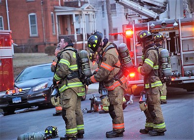 Maple Street NB Fire