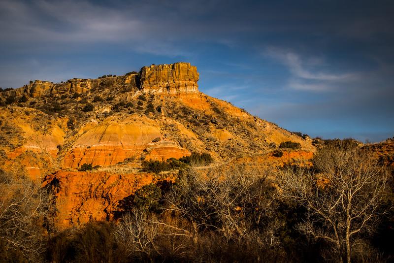 Sorenson's Point, Palo Duro Canyon State Park