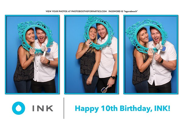 Ink's 10 Year Anniversary