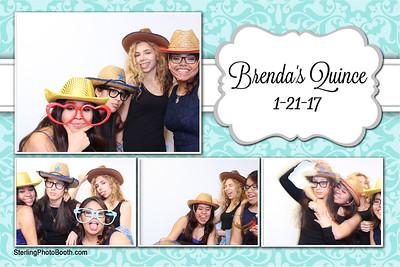 Brenda's Quince