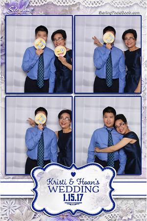Kristi & Hoan's Wedding