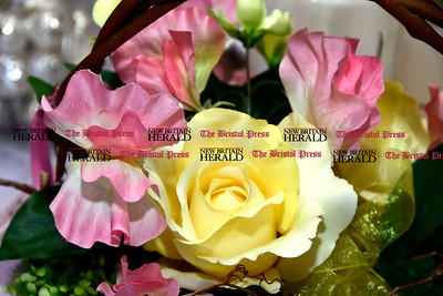 1/18/2017 Mike Orazzi | Staff  Flowers at Hubbard's Florist in Bristol.