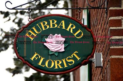 1/18/2017 Mike Orazzi | Staff  Hubbard's Florist in Bristol.