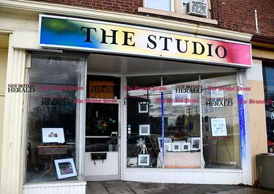 1/25/2017 Mike Orazzi | Staff The Studio on West Street in Bristol.