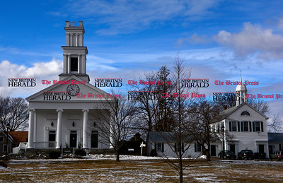1/28/2017 Mike Orazzi | Staff The Plymouth Congregational Church.