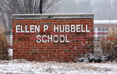 1/31/2017 Mike Orazzi | Staff The Ellen P. Hubbell School in Bristol.