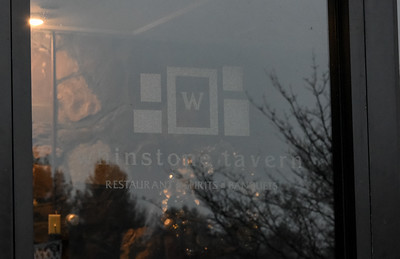 010316  Wesley Bunnell | Staff  The Winstone Tavern on Stanley Golf Course.