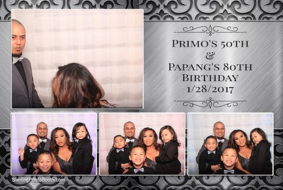 Primo's 50th & Papang's 80th