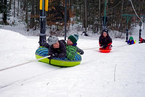 Sixth Grade Snow Fun