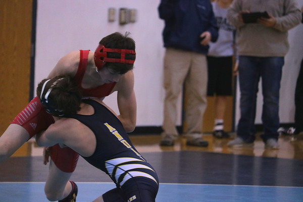 WHS WRESTLING @ Clearwater Double Dual 011217