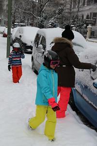 Snowday fun in München!