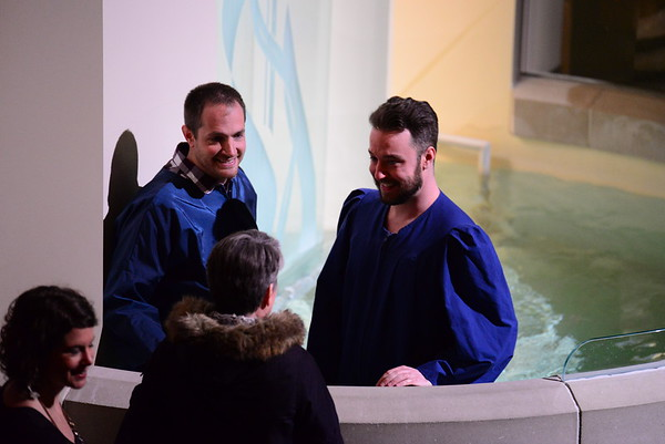 January 2018 Baptisms