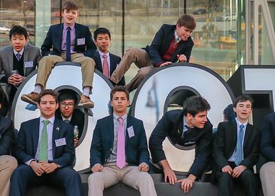 Cardigan's Model UN Club Competes in Boston