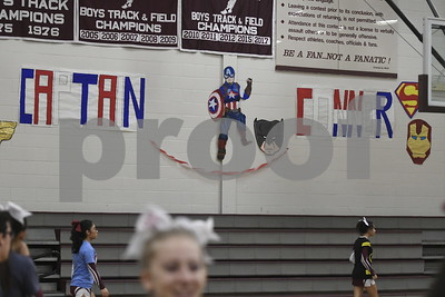 1/2/2018 Mike Orazzi | Staff Captain Connor night during the boys basketball game between Bristol Central and Southington in Bristol