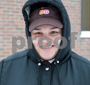 01/30/18  Wesley Bunnell | Staff  The question to people in downtown New Britain on Tuesday afternoon was Would you vote for Mayor Erin Stewart to be the next governor of Conn? If so why or why not? Breishaylette Rivera.