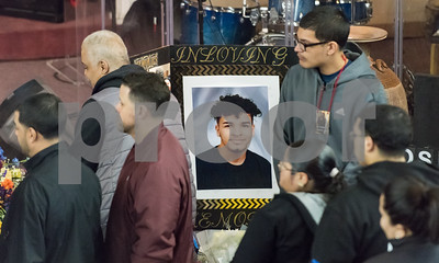 01/30/18  Wesley Bunnell | Staff  A memorial service was held on Tuesday evening for New Britain High School student Moses Negron who was killed in a car accident last week in Massachusetts at Family Worship Church.