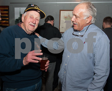 01/12/18  Wesley Bunnell   Staff  New Bees Manager Wally Backman met fans and signed autographs at Alvarium Beer Company in New Britain on Friday night. Al Nelson, L,  who has held season tickets for professional New Britain baseball since baseball moved to the city has a chance to talk baseball with Backman.