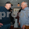 01/12/18  Wesley Bunnell | Staff<br /> <br /> New Bees Manager Wally Backman met fans and signed autographs at Alvarium Beer Company in New Britain on Friday night. Al Nelson, L,  who has held season tickets for professional New Britain baseball since baseball moved to the city has a chance to talk baseball with Backman.