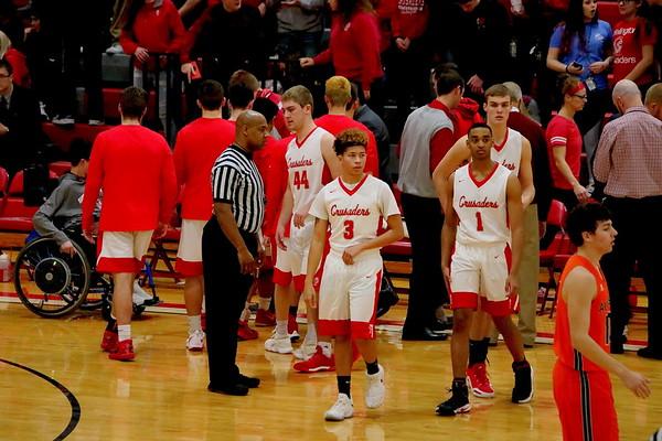 Varsity Boys Basketball vs Augusta 011218