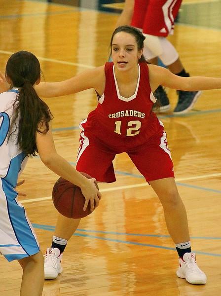 Varsity Girls Basketball vs Clearwater 010518