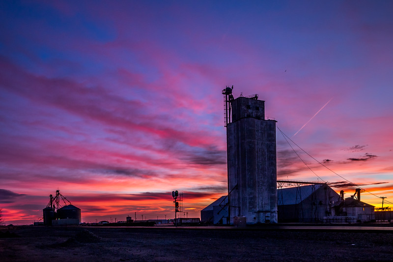 Panhandle, Texas Sunrise