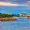 """""""Townsville Strand and Cape Pallarenda by Early Morning Light."""""""