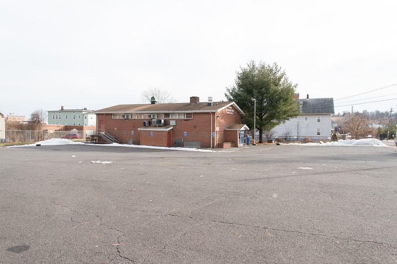 01/28/19  Wesley Bunnell   Staff  The Pulaski Democratic Club's large parking lot located at 89 Grove St.