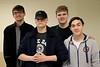 Austin Fink / Gabe Hyer / Devin Dickinson / Austin Harriger
