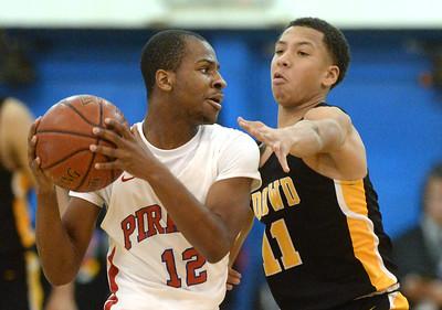 San Leandro High vs. Bishop O'Dowd basketball
