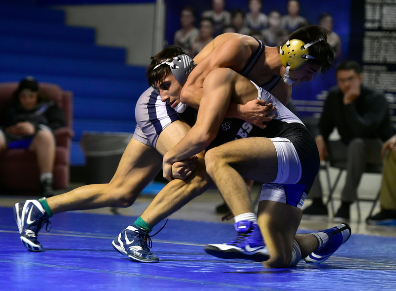 Broomfield vs Legacy Wrestling