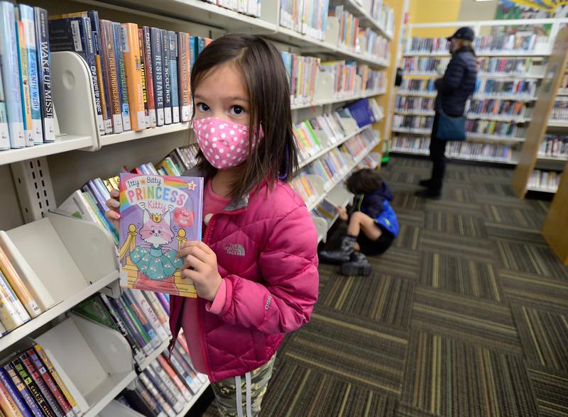 Lafayette Public Library is now open