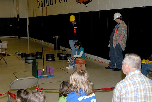 3/17/07 Jonas at Odyssey of the Mind Compettition