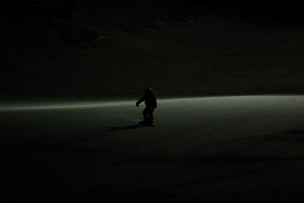 3/5/07 Jonas and Samuel Snowboarding at Pine Knob