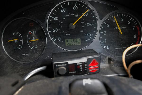 3/5/09 200,000 Miles!!!