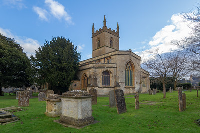 St. Edwards, Stow
