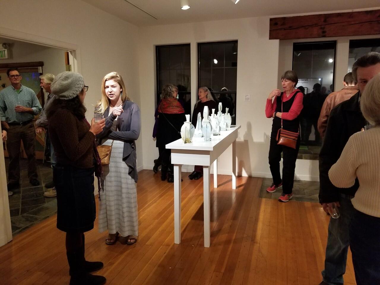 January art show