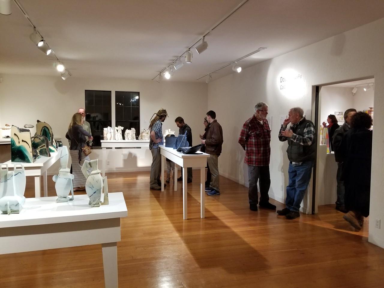 Janary art show