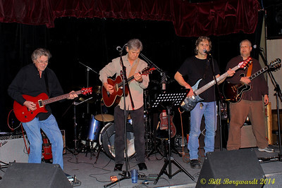 Winston Quelch, Ian Oscar, Rocko Vaugeois, Mark Puffer - Eagles Last Resort at LBs 006