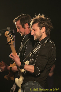 Joel Fraser & Ray Banman - Jason Hastie band - 2014 ACMAs