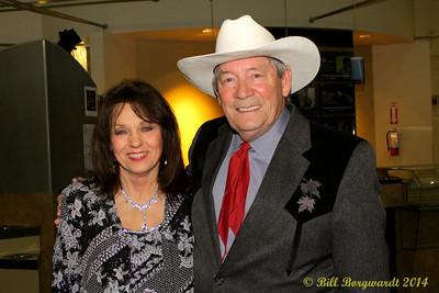 Myrna Lorrie & Pete Hicks - Alberta Legends 2014
