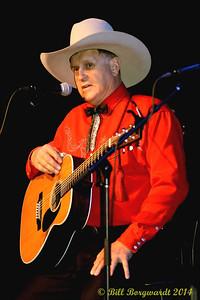 Randy Hollar - Tribute to Wilf Carter - Alberta Legends 2014