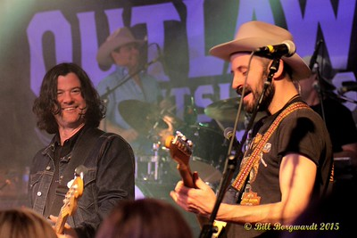 Outlaws & Outsiders at Cook County Saloon