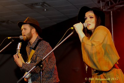Mitchell Smith & Kasha Anne - The Orchard - ACMA Awards Show 2015