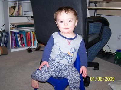 January-April 2009