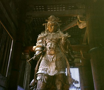 Daibutsu-den, Nara