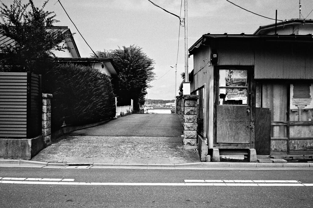 Hachinohe, Aomori <br /> August 2008<br /> <br /> Tri-X EI 1600