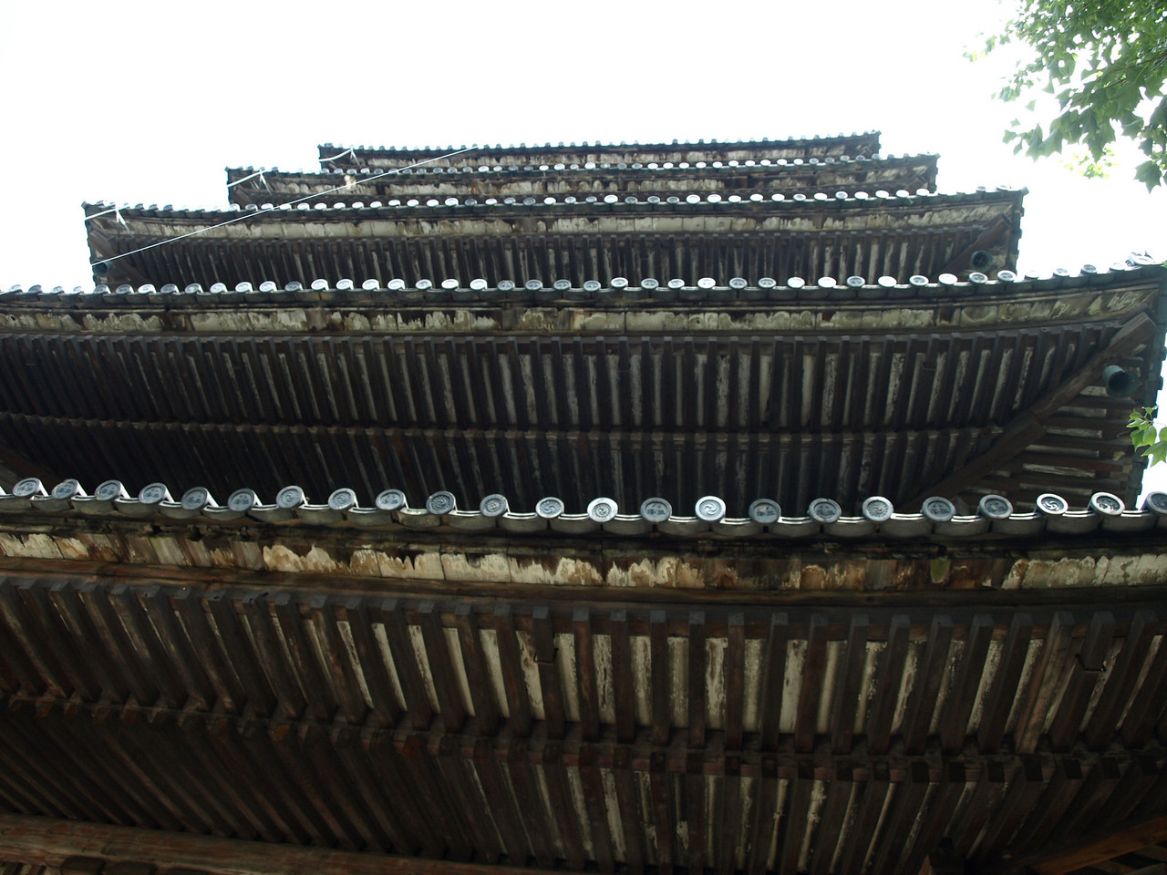 The Yasaka Pagoda