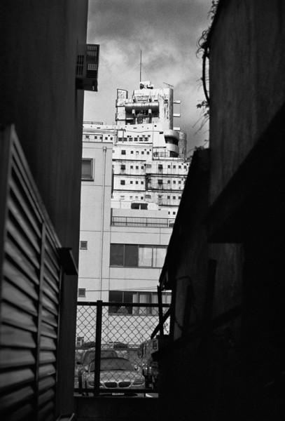 Tokyo, Okubo<br /> <br /> April 2008<br /> Kodak Tri-X 400