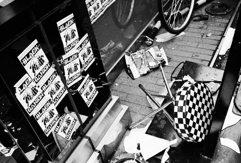 Tokyo, Okubo <br /> <br /> April 2008 <br /> Kodak Tri-X 400, EI 800