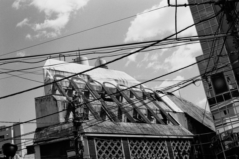 Tokyo, Shinjuku <br /> April 2008 <br /> <br /> Kodak Tri-X 400, IE 800